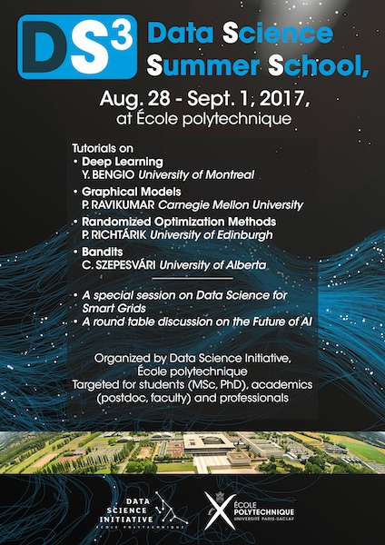 Data Science Summer School 2017 |